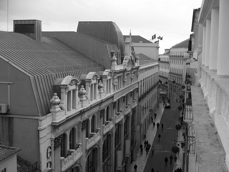 Edificio Grandella. Lisboa 2007