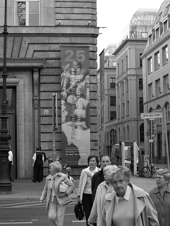 Unter den Linden. Berlin 2005