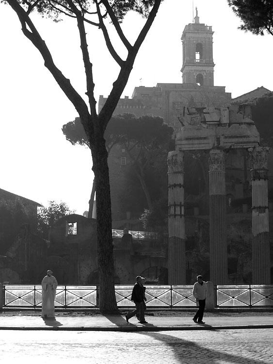 Via del Fori Imperiali. Roma2007