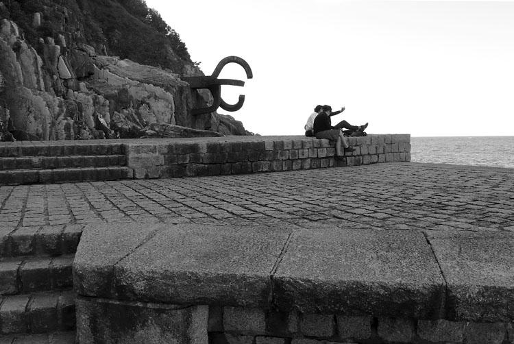Peine de los Vientos. San Sebastian 2007