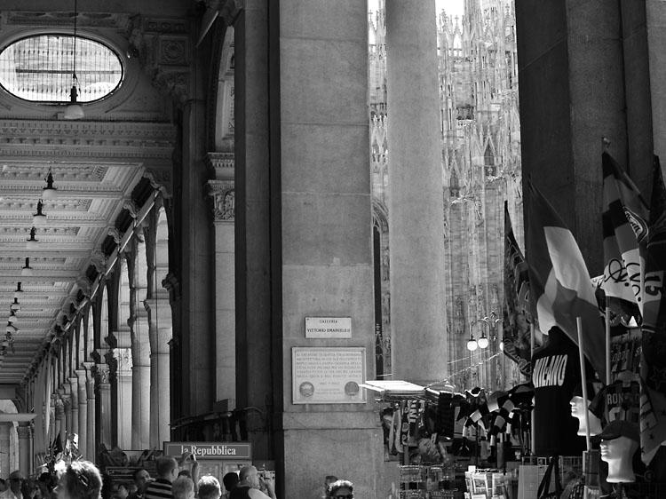 Piazza del Duomo. Milan2007