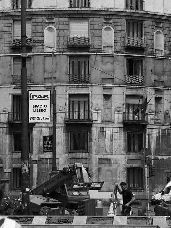 Spazio Libero. Milan2007