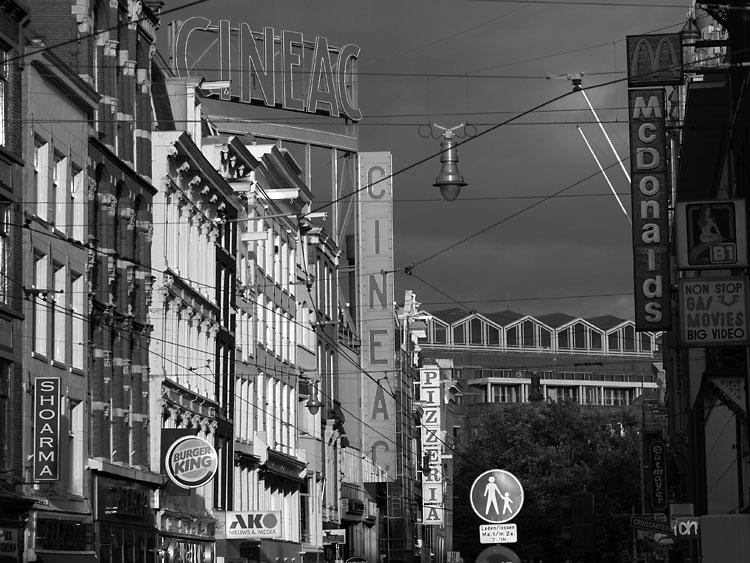 Cineac. Amsterdam 2007