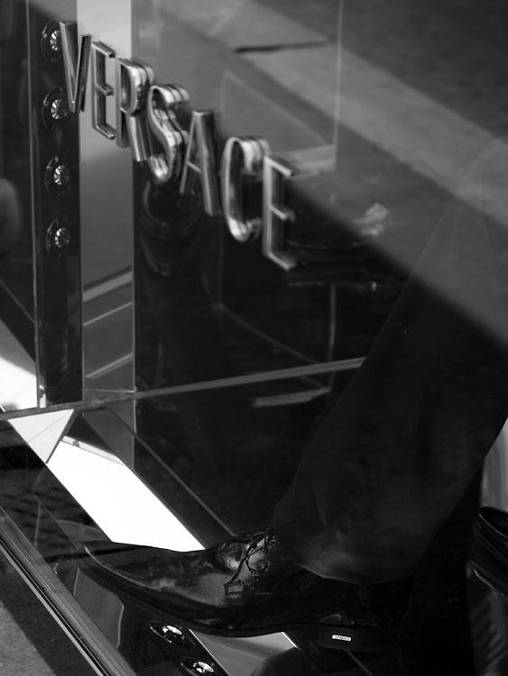 Versace. Milan 2007