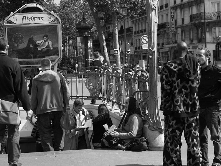 Anvers. Paris 2007