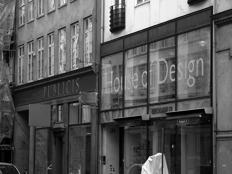 House of Design. Copenhague 2007