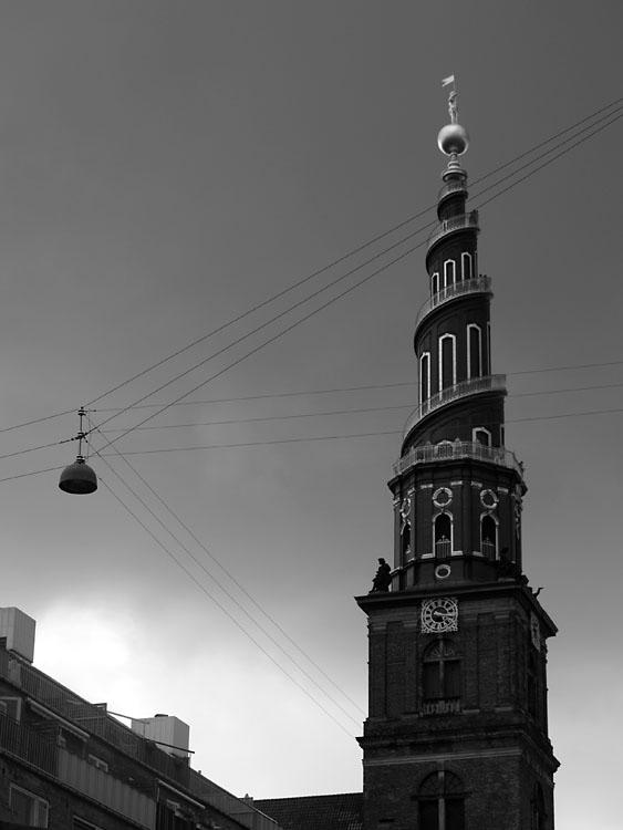 Iglesia de Nuestro Salvador. Copenhague 2007