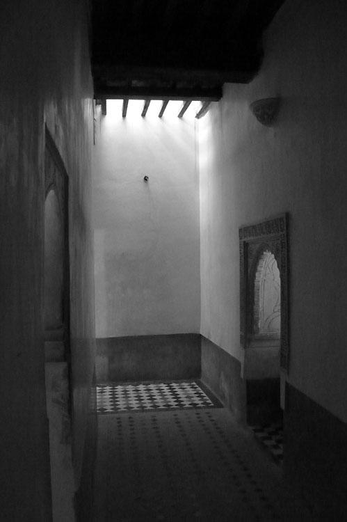 Madrassa. Marrakech2007