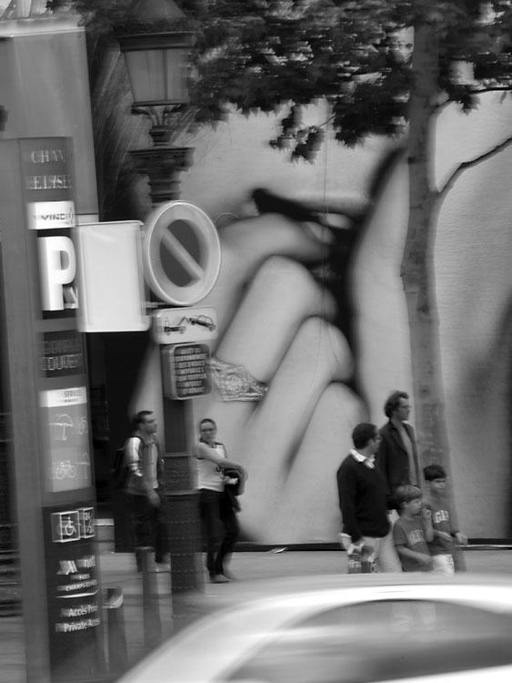 Campos Eliseos. Paris 2007