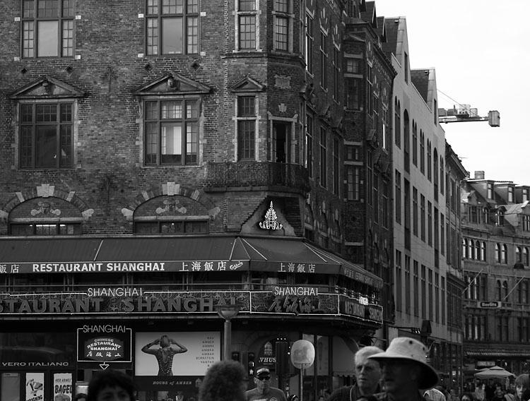 Restaurant Shanghai. Copenhague2007