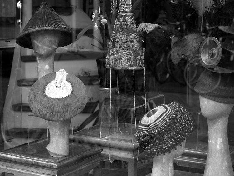 Sombreros. Amsterdam 2007