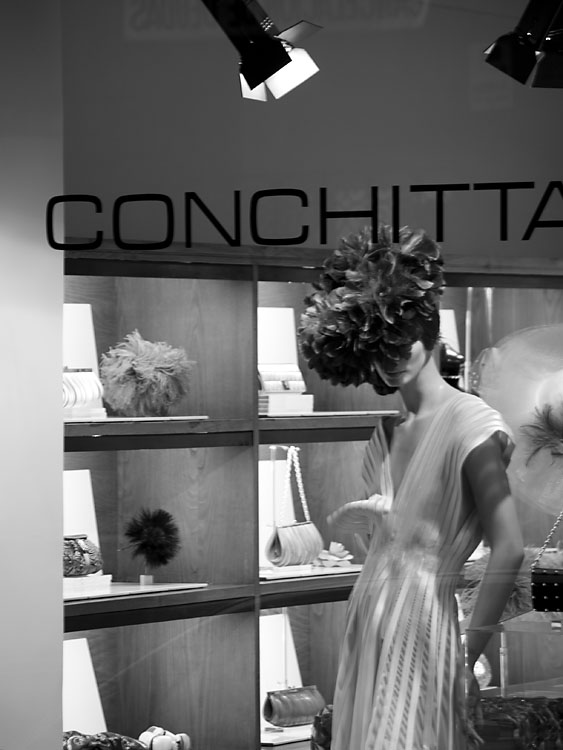 Conchitta. Madrid 2007