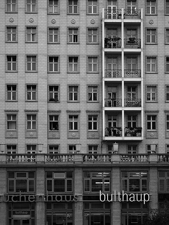 Karl Marx Strasse. Berlin 2007