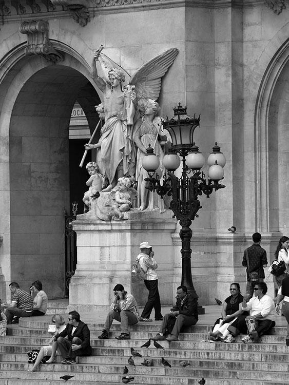 La Opera. Paris2007