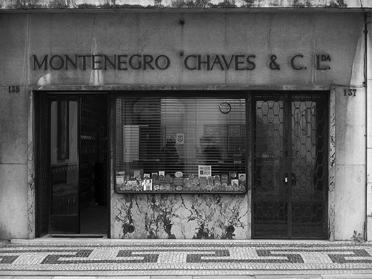 Montenegro Chaves. Lisboa2007