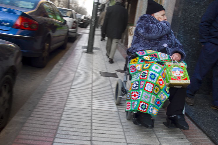 Patchwork. Madrid 2008