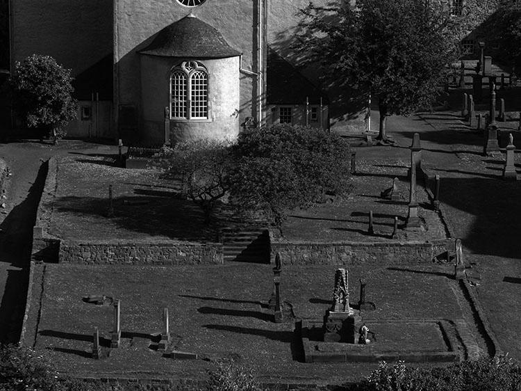 Cementerio. Edimburgo 2005