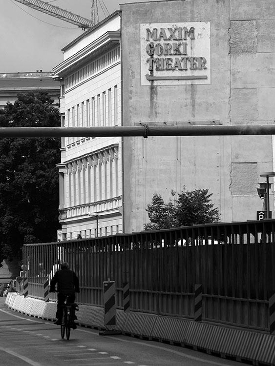 Maxim Gorki Theater. Berlin 2005