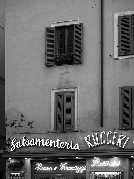 Salsamenteria Ruggeri. Roma2007