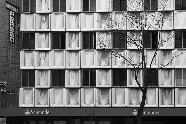 Apartamentos Perseo. Madrid2008