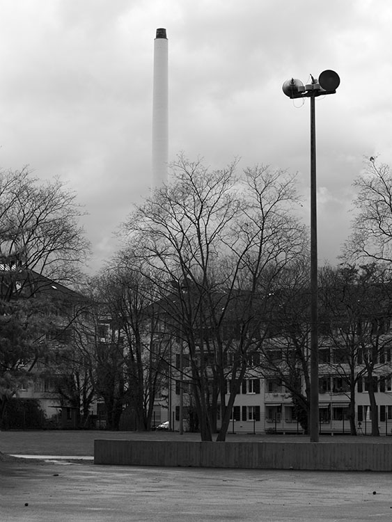 Chimenea. Basilea 2008