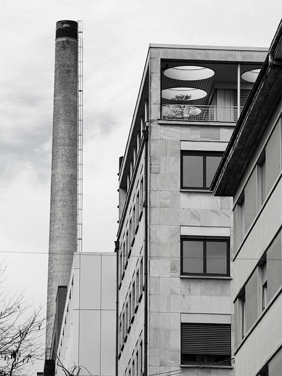 Factoria La Roche. Basilea 2008
