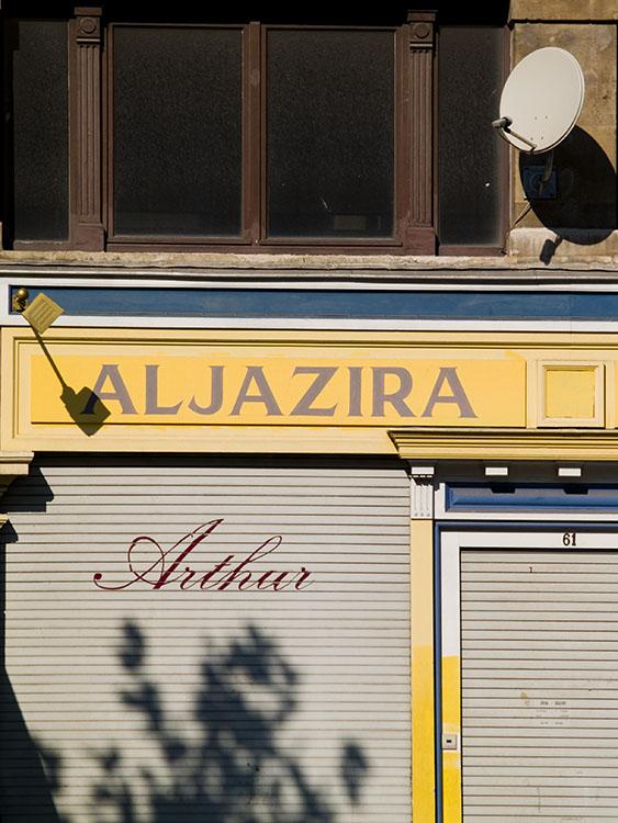 Aljazira, Arthur. Bruselas 2008
