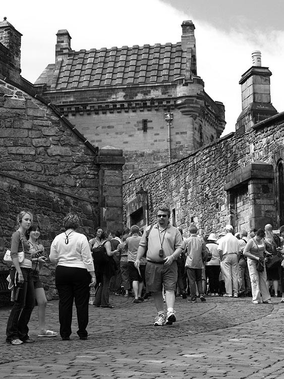 Castillo de Edimburgo, 2005