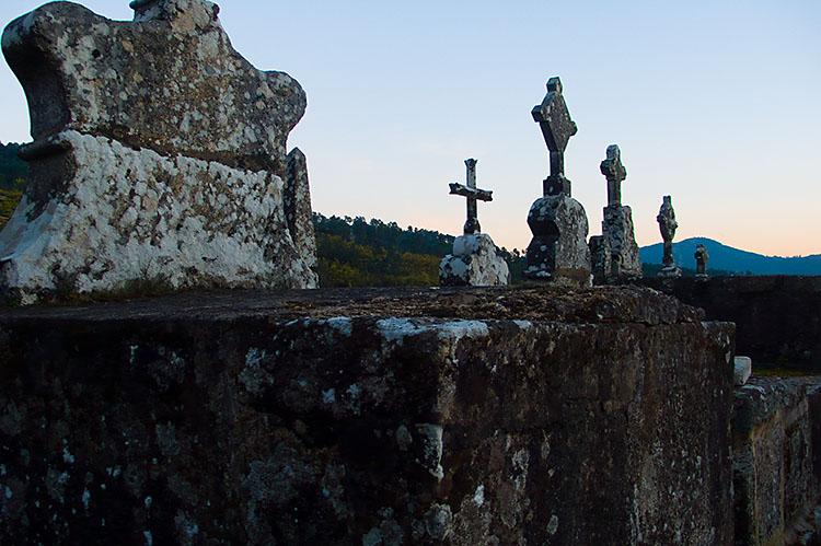 Cementerio. San Andre de Camporredondo, 2009