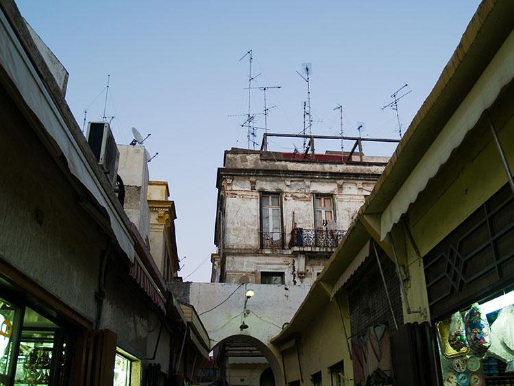 Tanger, 2009