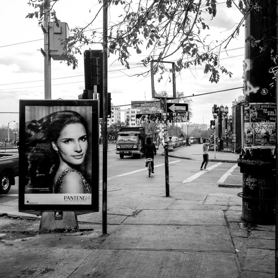 Pantene. Santiago de Chile, 2013