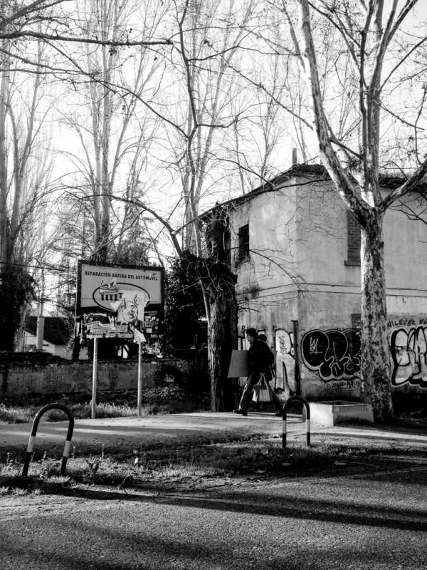 Reparación rápida. Aranjuez, 2013